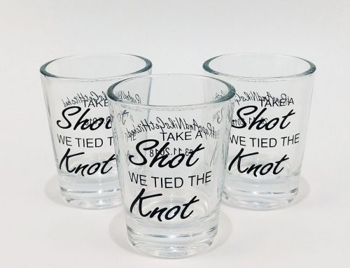 GS11 Shot Glass